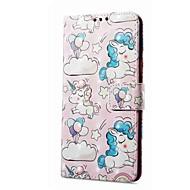 billiga Mobil cases & Skärmskydd-fodral Till Xiaomi Redmi not 5A Redmi Note 4X Korthållare Plånbok med stativ Lucka Magnet Mönster Djur Hårt för