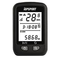 billige Sykkelcomputere og -elektronikk-iGPSPORT® IGS20 Sykkelcomputer GPS Vanntett ANT + Bluetooth Av - Gjennomsnittlig Hastighet PC Maks- Maksimal Hastighet Veisykling