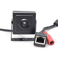 billige Innendørs IP Nettverkskameraer-hqcam® 960p onvif 1/3 tommers cmos 1.3mp 25fps sikkerhet mini ip kamera cctv 3.7mm objektiv overvåking ip kamera