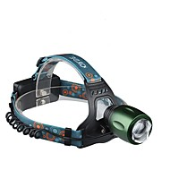 cheap Flashlights & Camping Lanterns-ANOWL LS2218 Headlamps LED 200lm 4 Mode with Battery, Charger & Adapter Portable / Professional Camping / Hiking / Caving / Everyday Use