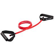 Недорогие -резистивные полосы с дверными анкерными ручками лодыжки для сопротивления / боксерской физической терапии