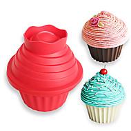 billige Bakeredskap-Bakeware verktøy silica Gel baking Tool / Bursdag / Nyttår Kake / For Småkake / Til Kake Cake Moulds