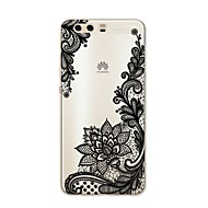 billiga Mobil cases & Skärmskydd-fodral Till huawei P9 / Huawei P9 Lite / Huawei P8 P10 Plus / P10 Lite Mönster Skal spetsar Utskrift Mjukt TPU för P10 Plus / P10 Lite / P10 / Huawei P9 Plus