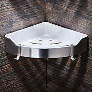 浴室棚 高品質 ステンレス+ABS樹脂 1枚 - ホテルバス