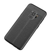 Θήκη Za Samsung Galaxy S9 S9 Plus Mutno Stražnja maska Jedna barva Mekano TPU za S9 Plus S9 S8 Plus S8 S7 edge S7