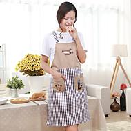 お買い得  キッチン用クリーニング用品-高品質のキッチンエプロン、繊維72 * 79