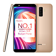 "cheap -LEAGOO M9 5.5 "" 3G Smartphone (2GB + 16GB 2 MP 8 MP MediaTek MT6580 2850mAh)"