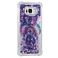 Θήκη Za Samsung Galaxy S8 Plus S8 Otporno na trešnju S tekućinom Uzorak Stražnja maska Hvatač snova Mekano TPU za S8 Plus S8 S7 edge S7
