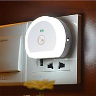 billiga Belysning-YWXLIGHT® 1st LED Night Light Vit USB Powered Ljusstyrning Med USB-port Enkel att bära