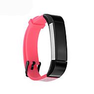 billiga Smart klocka Tillbehör-Klockarmband för Fitbit Alta Fitbit Sportband Silikon Handledsrem