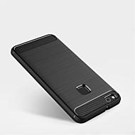 billiga Mobil cases & Skärmskydd-fodral Till Huawei P10 Lite / P10 Frostat Skal Enfärgad Mjukt TPU för P10 Plus / P10 Lite / P10