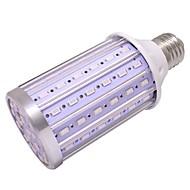 billige Kornpærer med LED-WeiXuan 1pc 19W 1650lm E27 LED-kornpærer 90 LED perler SMD 5730 LED Lys Grønn 85-265V