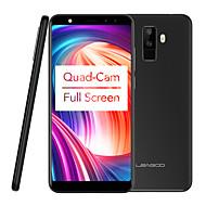 LEAGOO M9 5.5 polegada Celular 3G ( 2GB + 16GB 2MP 8 MP MediaTek MT6580 2850 mAh )