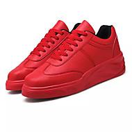 Χαμηλού Κόστους Παπούτσια για τρέξιμο-Ανδρικά Καοτσούκ Άνοιξη / Φθινόπωρο Ανατομικό Αθλητικά Παπούτσια Λευκό / Μαύρο / Κόκκινο