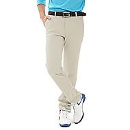 hesapli Golf Giysileri-Erkek Golf Pantalonlar Hızlı Kurulama Rüzgar Geçirmez Giyilebilir Hava Alan Golf Dış Mekan Egzersizi
