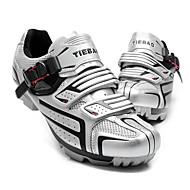 Tiebao® Homens Tênis para Mountain Bike / Sapatos para Ciclismo Nailom Anti-Escorregar, Almofadado, Ventilação Micofibra Sintética PU