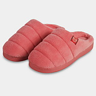 cheap Slippers-Flip-Flop House Slippers Women's Slippers Polyester Polyester