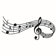 billiga Väggklistermärken-Musik Väggklistermärken Väggstickers Flygplan Dekrativa Väggstickers, Vinyl Hem-dekoration vägg~~POS=TRUNC Fönster Vägg