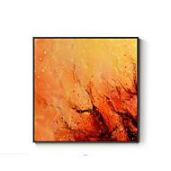 billige Innrammet kunst-Abstrakt Olje Maleri Veggkunst,Polystyrene Materiale med ramme For Hjem Dekor Rammekunst Stue Spisestue