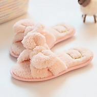 tanie Pantofle-Pantofle damskie Pantofle wsuwane Japonki Poliester