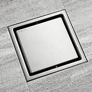 preiswerte Produkte für das Badezimmer-Abfluss Modern Edelstahl 1 Stück - Hotelbad