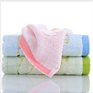 お買い得  タオル&ガウン-フレッシュスタイル ウォッシュタオル, ソリッド 優れた品質 綿100 コットンパーケール100% タオル