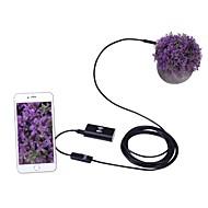 billiga Mobil cases & Skärmskydd-Mobiltelefonlins boroskop Endoskop Snake Tub Camera IP 67 WIFI Mjukt Bärbar dator Android Tablet Android telefon