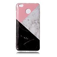 billiga Mobil cases & Skärmskydd-fodral Till Xiaomi Redmi 4X IMD Mönster Skal Marmor Mjukt TPU för Xiaomi Redmi 4X