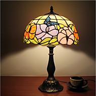 billige Lamper-Traditionel / Klassisk Dekorativ Bordlampe Til Stue Leserom/Kontor Glass 220V