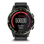 tanie Inteligentne zegarki-Modny Na codzień Smart Biznes Przenośny/a Etui na karty GPS Monitor nastroju Krokomierz Wysokościomierz Rejestrator snu Budzik Informacja