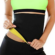 cheap Sports Support & Protective Gear-Lumbar Belt / Lower Back Support Sports Support Slim Protective Breathable Stretchy Compression Easy dressing Fitness Running Lycra