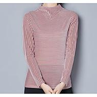 Bluza Žene-Osnovni Dnevno Jednobojni Print
