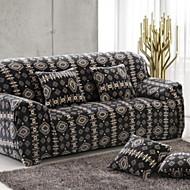 billige Overtrekk-Moderne 100% Polyester Mønstret Toseters sofatrekk, Enkel comfy Ensfarget Trykt mønster Trykket slipcovere