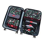 Putna torba Putna sportska torba Torba u obliku kocke Prijenosno Velika zapremnina Putna kutija Prtljaga Poliester Putovanje