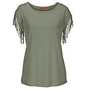 Majica s rukavima Žene Jednobojni Slim