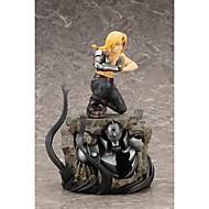 Figuras de Ação Anime Inspirado por Fullmetal Alchemist Fantasias PVC CM modelo Brinquedos Boneca de Brinquedo Homens Mulheres
