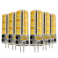 billiga Belysning-YWXLIGHT® 6pcs 5W 400-500lm G4 LED-lampor med G-sockel T 72 LED-pärlor SMD 5730 Dekorativ Varmvit Kallvit 12-24V