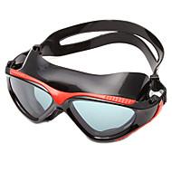 お買い得  水中メガネ-スイミングゴーグル 曇り止め 耐摩耗性 サイズが調整できます。 紫外線カット 耐傷性 飛散防止 滑り止めストラップ 防水 シリカゲル PC イエロー ブラック ライトピンク ライトブルー