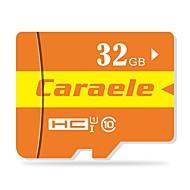 baratos Cartões de Memória-Caraele 32GB TF cartão Micro SD cartão de memória class10 CA-2