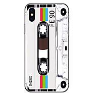 billiga Mobil cases & Skärmskydd-fodral Till Apple iPhone X iPhone 8 Plus Mönster Skal Tecknat Mjukt TPU för iPhone X iPhone 8 Plus iPhone 8 iPhone 7 Plus iPhone 7 iPhone