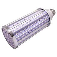 billige Kornpærer med LED-WeiXuan 1pc 54W 4800 lm E26/E27 LED-kornpærer 160 leds SMD 5730 Grønn AC 85-265V