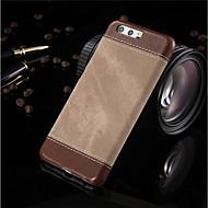 billiga Mobil cases & Skärmskydd-fodral Till Huawei P10 Plus / P10 Stötsäker Skal Ensfärgat Hårt PU läder för P10 Plus / P10 / Huawei P9 Lite