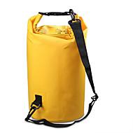 billige Rejsetasker-PVC Rejsetaske Knapper for udendørs Forår / Sommer Gul / Bleg Blå / Rose Lyserød