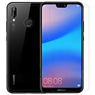 Protector de pantalla Huawei para Huawei P20 lite PET 3 piezas Protector frontal y posterior y lente de la cámara Anti-Reflejos