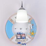 billige Vegglamper-Original Bilde Veglys Soverom / Leserom / Kontor Metall Vegglampe 220-240V 40W