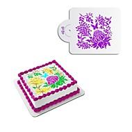 billige Bakeredskap-Bakeware verktøy PVC Ny ankomst / Kreativ / Bryllup Kake / For kjøkkenutstyr / Til Kake Dessert dekoratører 1pc