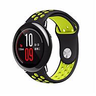 billiga Smart klocka Tillbehör-Klockarmband för Huami Amazfit A1602 Xiaomi Sportband Silikon Handledsrem