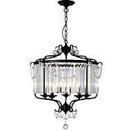 お買い得  シャンデリア-LightMyself™ 5ライト ペンダントライト アンビエントライト - クリスタル, 110-120V / 220-240V 電球無し / 15-20㎡ / E12 / E14