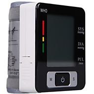 tanie Ulepszanie domu-automatyczny ciśnieniomierz pulsacyjny, ciśnieniomierz cyfrowy, przenośny, 1-pakowa rodzina domowa