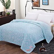 billiga Täcken och överkast-Bekväm Polyester/Bomull Blandning Polyester/Bomull Blandning Reaktiv Tryck 300 Tc Geometrisk